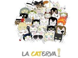 la caterva fumetto